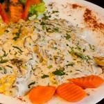 piept de pui gorgonzola