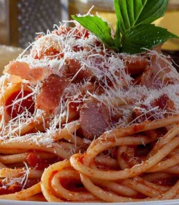 spaghete milanese